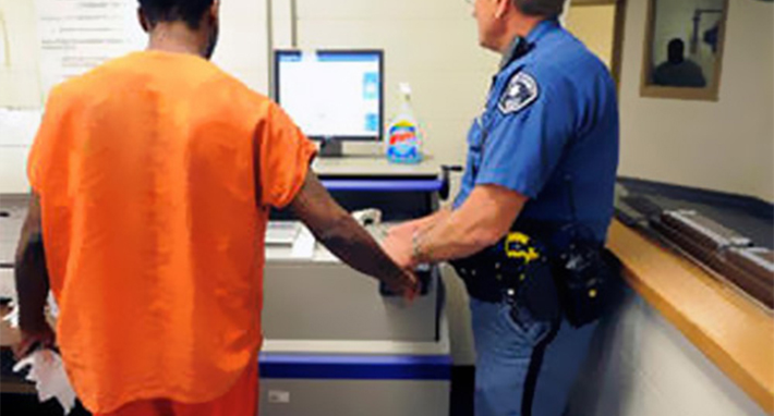 Système d'identification d'empreinte digitale automatisée AFIS pour la sécurité publique