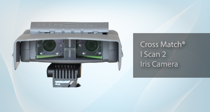 Cross Match I Scan 2 Iris Camera