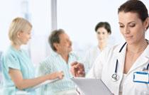 Solution biométrique des soins de santé