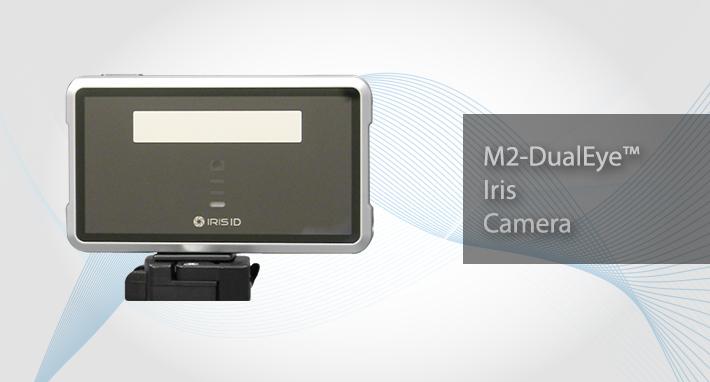 Iris ID iCAM TD100 Iris Recognition Camera