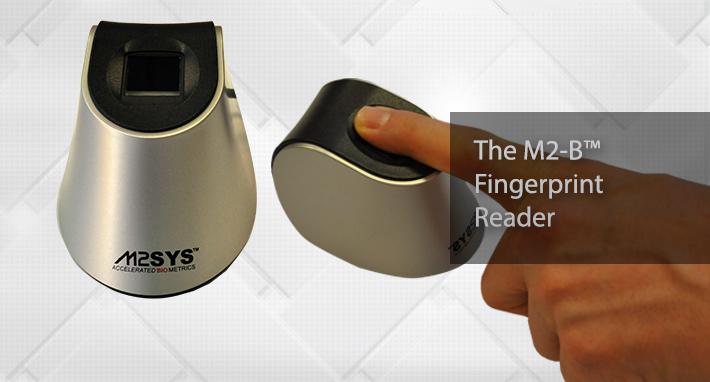 M2-B™ Fingerprint Reader
