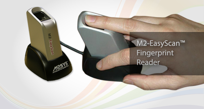 M2-EasyScan™ Fingerprint Reader