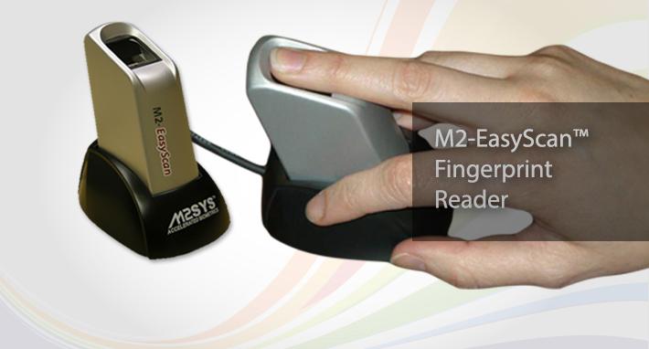 M2-EasyScan™ Fingerprint Reader