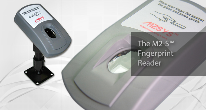 M2-S™ Fingerprint Reader