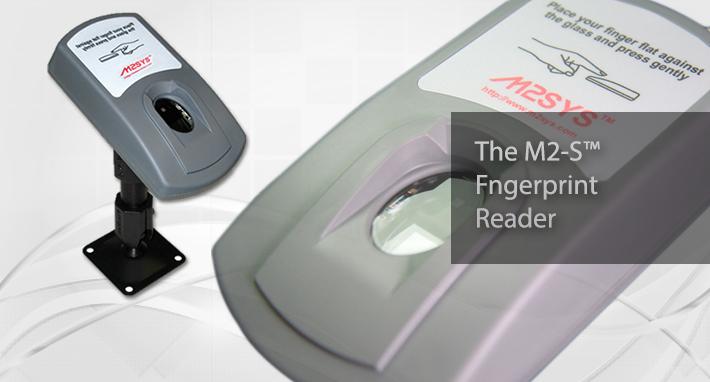 M2-S™ Fingerprint Reader
